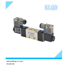Solenoid Valve/Pneumatic Control/ 3 or 5 Way/ Control Air/4V