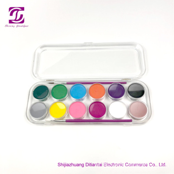 Cosmetische Grade FDA Compliant Face Paint Party Set
