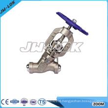 High pressure Manual operated flange globe valve