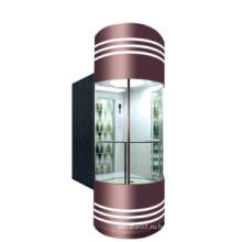 Fjzy Панорамным Дешевые Лифт-Ascensor2048