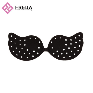 Light Adhesive Front Closure Strapless Bra