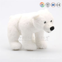 Mini urso pelúcia atacado pelúcia urso polar