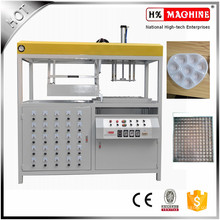 Máquina de moldeo por vacío para panes de chocolate