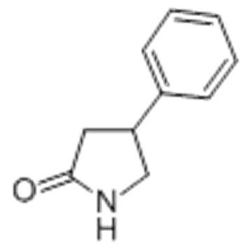 2-Pyrrolidinone,4-phenyl- CAS 1198-97-6
