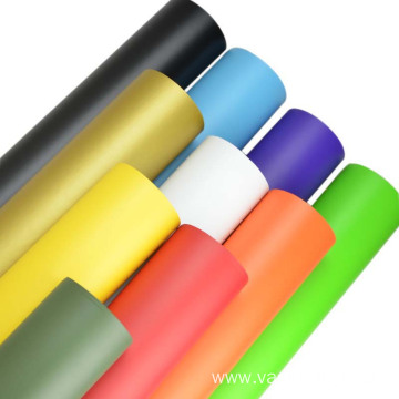 Matt Glossy Vinyl Wrap Self Adhesive Film