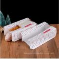 Пользовательские печатные бумажные пакеты для упаковки хлеба в багете