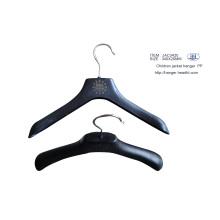 Популярные дети пластиковые вешалка, вешалка для одежды пластиковые куртки, Горячая продажа пластиковых вешалка
