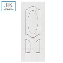 JHK-White Color Primer Oak Wooden Door Skin