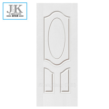 JHK-White Color Primer Oak Wooden Door Skin