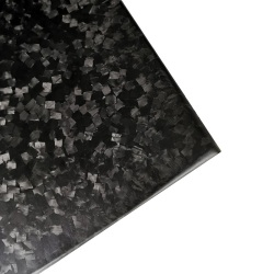 1000x2000mm Custom forged carbon fiber sheet/plate factory