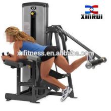 Máquina profesional de extensión de pierna de China