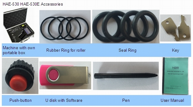 Industrial Inkjet Systems Accessories