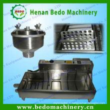 Machine de fabrication de beignets glacés et machine de remplissage de beignets sur la vente chaude