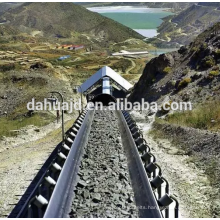 Chemical industry use acidproof alkali type steel cord rubber conveyor belt with top quality