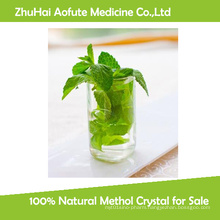 100% Natural Methol Crystal for Sale