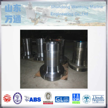 Marine forged steel hydraulic coupling shaft couplings