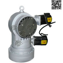 Solar Thermal Power Generation Plant Tracking System Hdr Dual Axis Gear Reducer