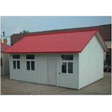 Stahlbau Moduar Haus