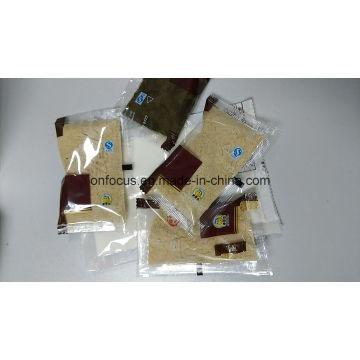 Machine à emballer d'épice d'acier inoxydable / café / poudre détergente Ah-Fjj100