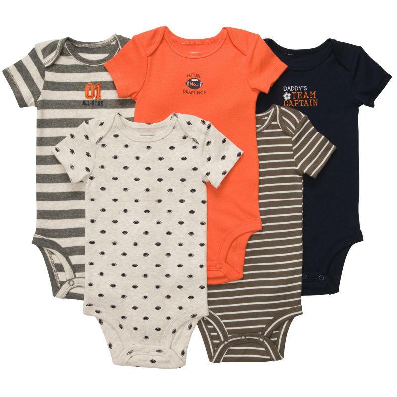 Comfortable Infant Cotton Jumpsuit
