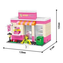 Les plus récents jouets en plastique Nano Blocks 10260122