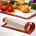 Hochwertige wiederverwendbare Silikon BBQ Mat / Grill Matte