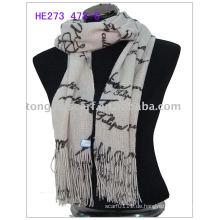 Mode Winter stricken Schal