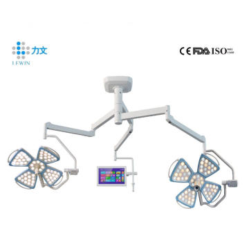 Double Dome Led OT Light Cardiac With Camera System