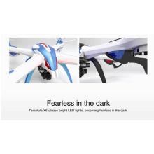 2015 nuevos productos! Drone H16 Tarantula X6 con cuadricóptero RC de gran angular de 2MP 720p 2.4G 4CH de 6 ejes con Hyper Ioc