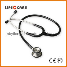 Medical Stainless Steel Stethoscope for Adult
