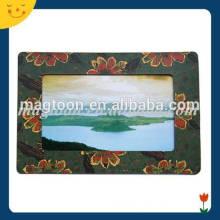 Custom paper wholesale mini magnetic photo frame