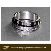 Men's Fashion Stainless Steel Metal Ring (ZY-A17)