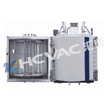Máquina de metalização do vácuo da máquina de revestimento do vácuo da luz do carro automotivo / acessórios dos carros