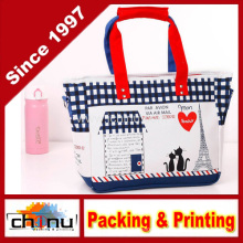 100% хлопок сумка / Холст сумка (910028)