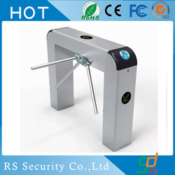 Airport Security Tripod Turnstile Gate System