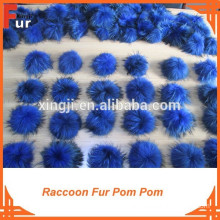 Hotsale Colorful Fur Pompoms