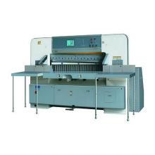 Máquina de corte de papel de visor digital