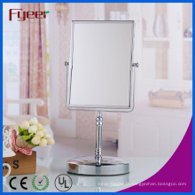 Fyeer Nouvelle Mode Double Side Magnifying Desktop Bathroom Miroir de Maquillage