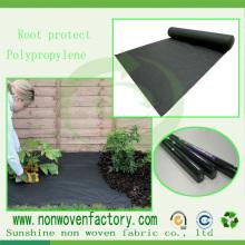 Polipropileno Spunbond Nonwoven Weed Control