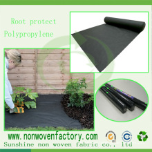 Polypropylene Spunbond Nonwoven Weed Control