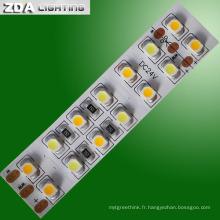Bande flexible LED de gradation 2800-6500k Cct
