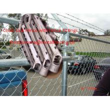 matériel de barrière de lien de chaîne (usine)