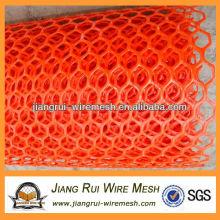 Rede plana de plástico de alta qualidade