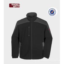 Großhandelsqualität Winter Polartec Fleece wasserdichte Arbeitskleidung Jacke