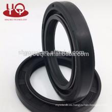Sello de anillo de goma duradero NBR TC Anillo de sellado de válvula de eje de sello hidráulico