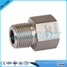 Dimensões de montagem de tubos de aço galvanizado / acessórios hidráulicos / montagem de tubos de aço inoxidável