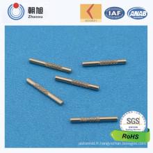 Chine Fournisseur ISO 9001 certifié Custom Precision Cooling Fan Moteurs Arbre