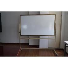 Quadro branco do escritório para reuniões, quadro negro escolar, quadro de redação, quadro verde