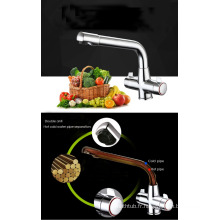 Robinet de cuisine et robinet de cuisine