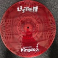 Cymbales Silence Rouge 20 '' Ride